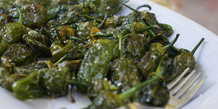 padron peppers camino food ebook caminoways