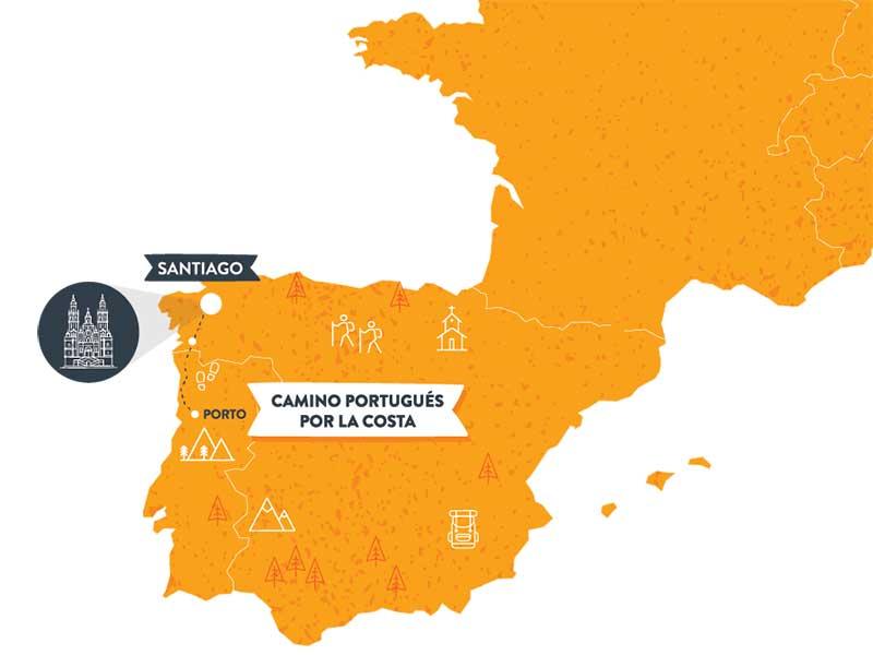 mapa-camino-portugues-por-la-costa-caminoways