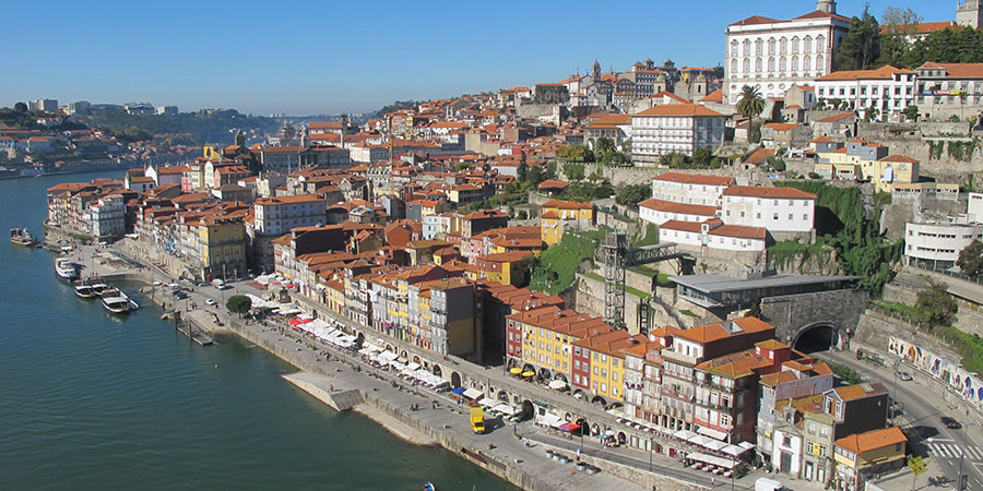 porto-view-camino-portugues-caminoways