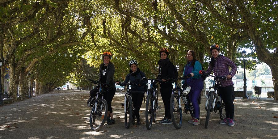 group-cycling-the-camino-de-santiago-portugues-galicia-caminoways