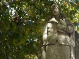 rosalia-de-castro-writer-statue-padron-camino-portugues-caminoways