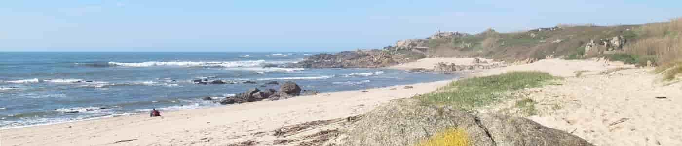 Camino Portugues Coastal Route