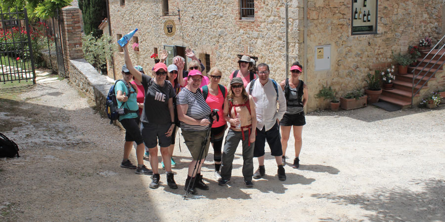 Private Camino Groups