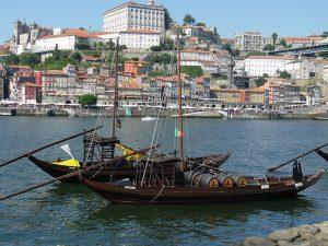 Coimbra and Porto