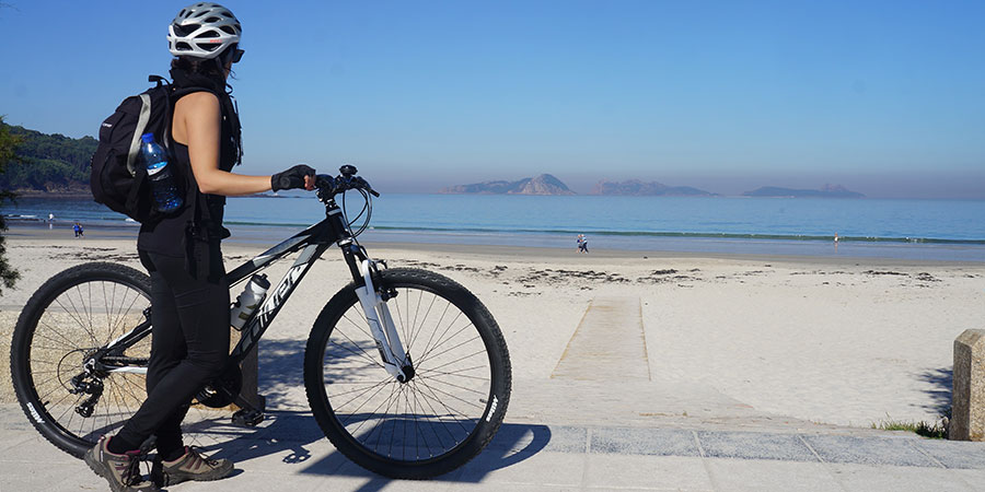 beach-cycling-the-camino-portugues-coastal-caminoways