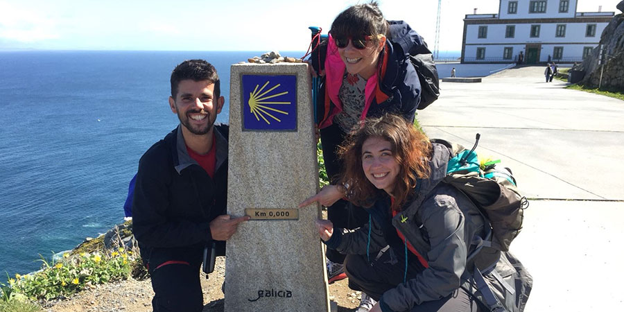 Finisterre Camino GUIDED