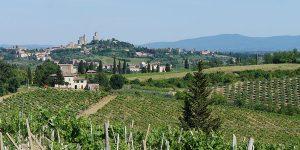 San-Gimignano-view-tuscany-via-francigena-italy-caminoways