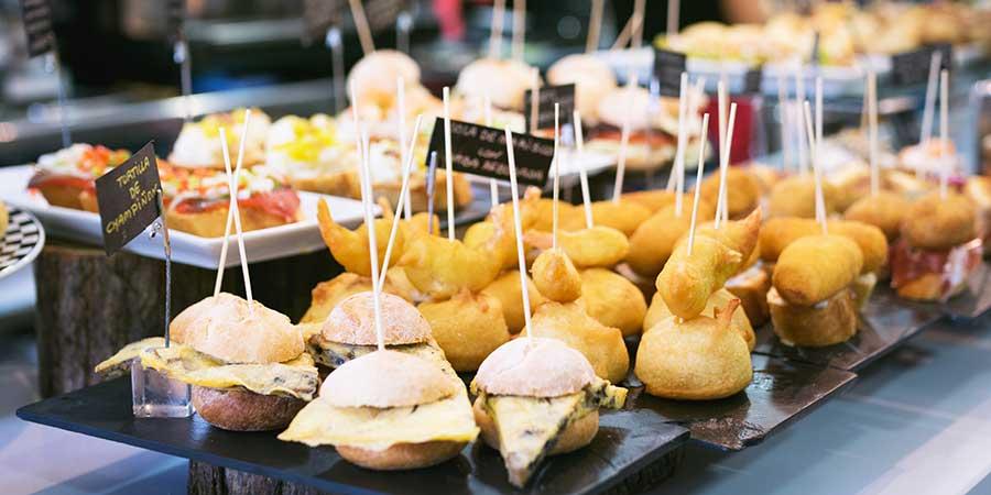 pintxos-camino-del-norte-gastronomia-camino-de-santiago-caminoways