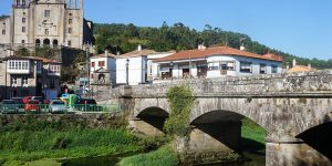 Cycling the Camino Portugues Central from Porto