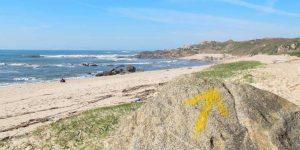 Short Break of the Camino Portugues Coastal
