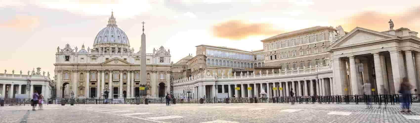 Via Francigena to Rome