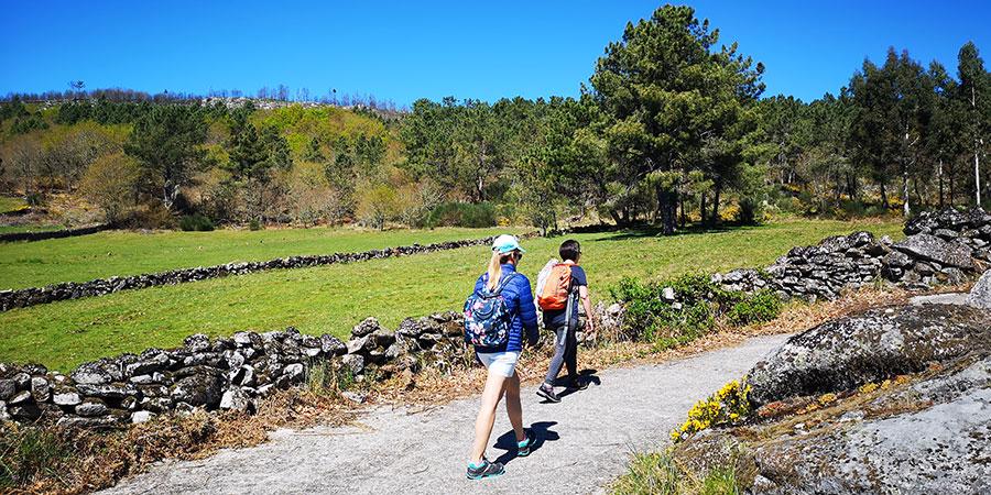 Pilgrims favourite Camino routes Via de la Plata trail Camino de Santiago CaminoWays
