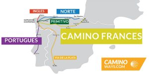 map-camino-in-numbers-routes-camino-de-santiago-caminoways