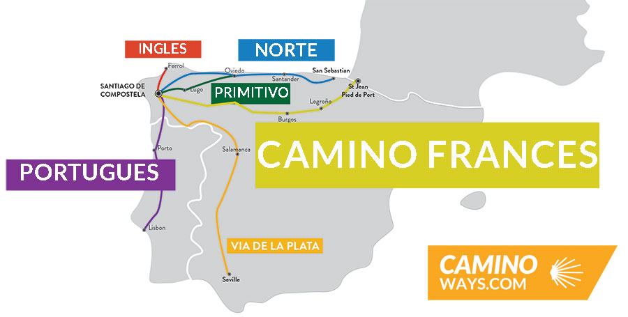 The Camino in numbers: top routes and pilgrims in 2018 ... on france country map, home map, france natural resources map, gibraltar map, pilgrimage map, food of france regions map, paris france landforms map, burgos map, pyrenees map, hospital map, ponferrada map, france airports map, west france map, spain map, samos map, santiago de compostela map, spanish-speaking country map,