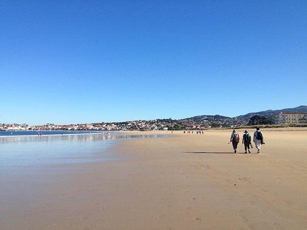 Short-break Camino Portugues Central
