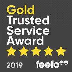 feefo-gold-trusted-service-award-caminoways-2019