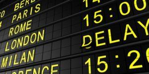 Airport-Flight-Information-Panel
