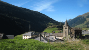Bourg St Pierre