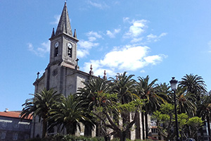 Caldas-de-reis-church-Camino-de-santiago