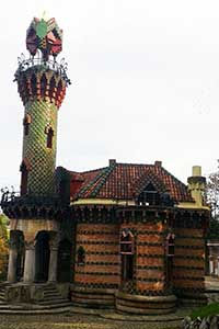 Camino-Villages---Northern-Way---Comillas---El-Capricho-de-Gaudi----