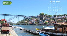 Camino-ways-calendar-june-Camino-portugues-Portuguese-way