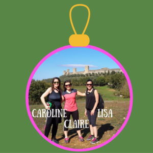 Caroline-Claire-Lisa