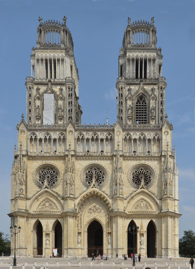 Cathedrale-Orleans