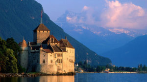 Chateau-de-Chillon-Geneva-Lake-Switzerland-Via-Francigena-Francigena-ways