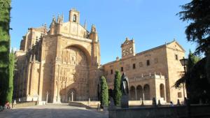 Church-Salamanca-Via-de-la-plata-caceres-salamanca-camino-de-santiago-caminoways