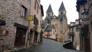 Conques-cathedral-via-podiensis-le-puy-way-france-caminoways