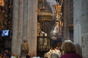 Cathedral, Santiago