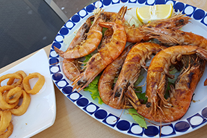 Food-camino-portugues-seafood-northern-spain