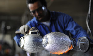 Glassblowing-Tuscany-Italy-Francigenaways.com