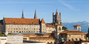Lausanne-Cathedral-Notre-Dame-Switzerland-Via-Francigena-Francigena-ways