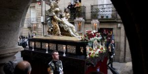 Easter in Santiago de Compostela