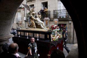 Easter in Santiago de Compostela - Processions