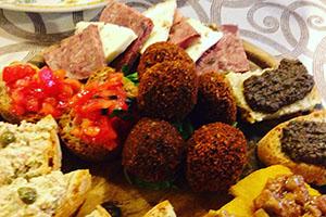 Meat-platter-san-miniato-lucca-Via-Francigena