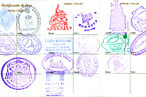 Pilgrim-Passports-collecting-stamps-walk-the-camino
