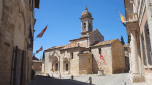 San Quirico de Orcia