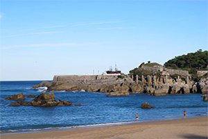 Santander-beach-camino-del-norte-caminoways