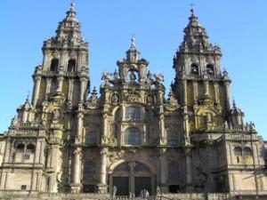 Santiago-de-Compostela-Spain