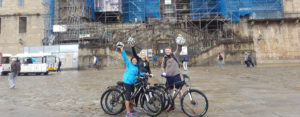 we cycled the camino frances cathedral
