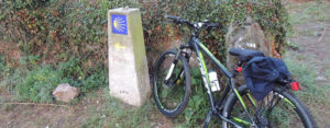 we cycled the camino frances bike