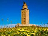 hercules-tower-a-coruna-celtic-camino-ingles