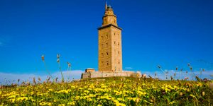 hercules-tower-a-coruna-celtic-camino-ingles