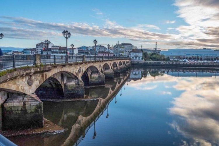 Photographing The Camino Bridge