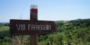 Family Cycling on the Via Francigena in Tuscany
