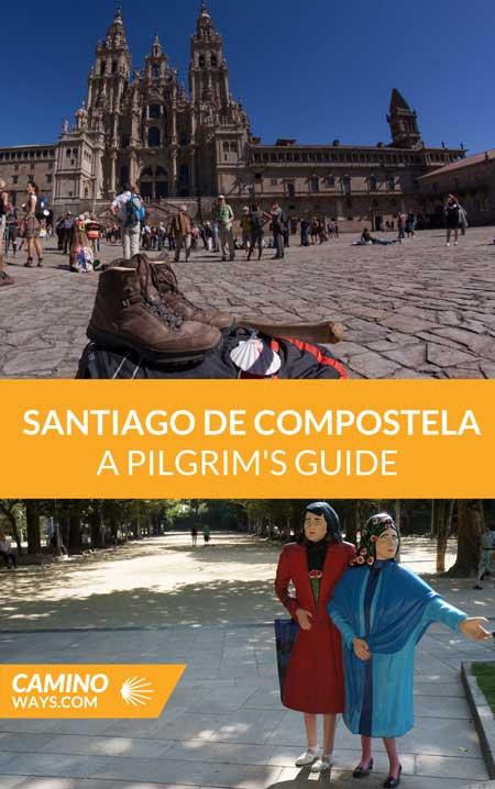 Santiago Pilgrim's Guide