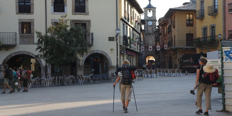 Walking poles: to use or not to use - CaminoWays com