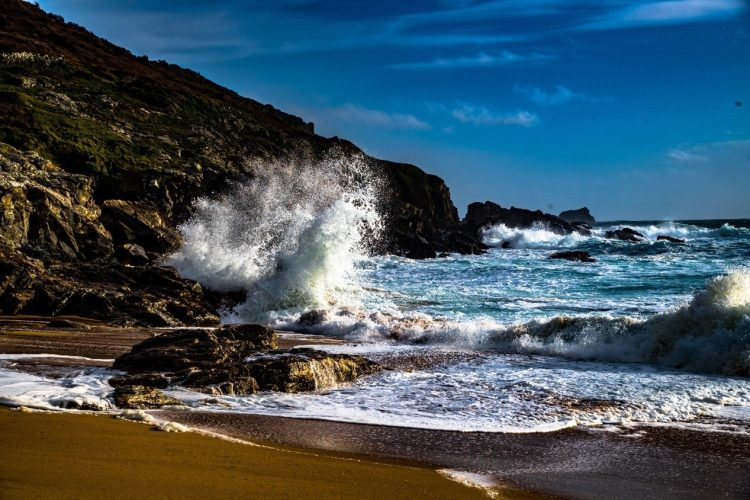 Photographing The Camino, Finisterre Way